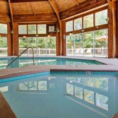 Отель Quality Inn США, Радфорд - отзывы, цены и фото номеров - забронировать отель Quality Inn онлайн бассейн фото 2