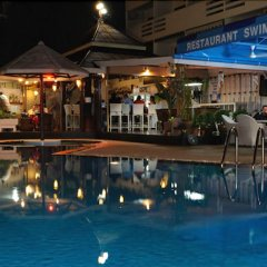 Отель Marina Inn Pattaya