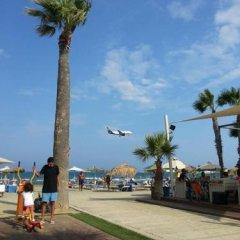 Отель Nondas Hill Apts Кипр, Ларнака - отзывы, цены и фото номеров - забронировать отель Nondas Hill Apts онлайн пляж фото 2