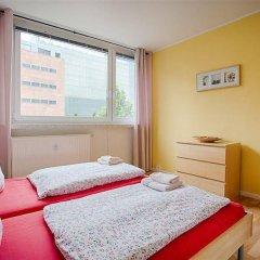 Апартаменты Aparion Apartments Leipzig Family детские мероприятия