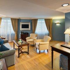 Отель Austria Trend Hotel Ananas Австрия, Вена - 5 отзывов об отеле, цены и фото номеров - забронировать отель Austria Trend Hotel Ananas онлайн комната для гостей фото 3