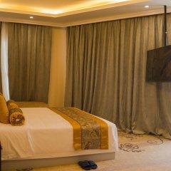 Отель Bintumani Hotel Сьерра-Леоне, Фритаун - отзывы, цены и фото номеров - забронировать отель Bintumani Hotel онлайн комната для гостей фото 4