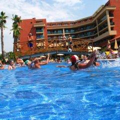 Отель Ohtels Vila Romana Испания, Салоу - 5 отзывов об отеле, цены и фото номеров - забронировать отель Ohtels Vila Romana онлайн бассейн