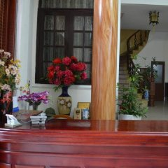 Doan Trang Hotel Halong интерьер отеля