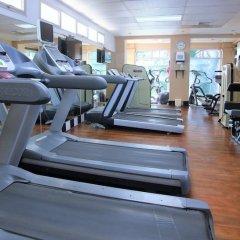 Отель Copantl Convention Center Сан-Педро-Сула фитнесс-зал фото 3