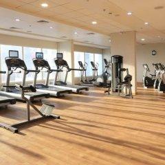 Millennium Plaza Hotel фитнесс-зал