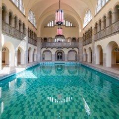 Hotel Oderberger бассейн фото 3