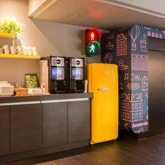 Отель Qbic Hotel Wtc Amsterdam Нидерланды, Амстердам - 6 отзывов об отеле, цены и фото номеров - забронировать отель Qbic Hotel Wtc Amsterdam онлайн питание фото 2