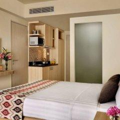 Отель Citadines Kuta Beach Bali комната для гостей фото 3