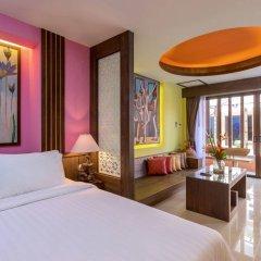 Отель Naina Resort & Spa комната для гостей фото 4