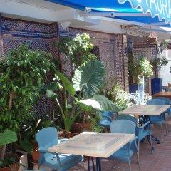 Отель Hostal Guadalupe питание