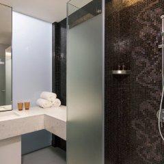Resorts World Sentosa - Hard Rock Hotel Сингапур ванная фото 2