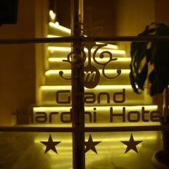 Grand Mardin-i Hotel Турция, Мерсин - отзывы, цены и фото номеров - забронировать отель Grand Mardin-i Hotel онлайн балкон