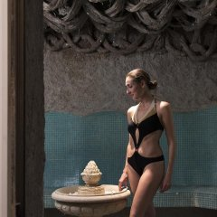 Отель Terme Milano Италия, Абано-Терме - 1 отзыв об отеле, цены и фото номеров - забронировать отель Terme Milano онлайн спа фото 2