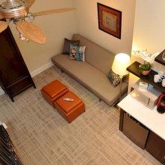 Отель Dupont Place США, Вашингтон - отзывы, цены и фото номеров - забронировать отель Dupont Place онлайн комната для гостей фото 3