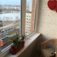 Отель InRoomSPb Санкт-Петербург балкон