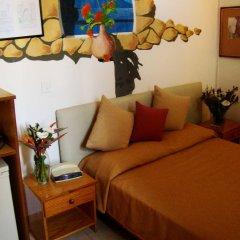 Kiniras Traditional Hotel & Restaurant в номере
