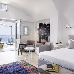 Отель Santorini Secret Suites & Spa комната для гостей фото 15