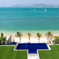 Отель X10 Seaview Suite Panwa Beach пляж