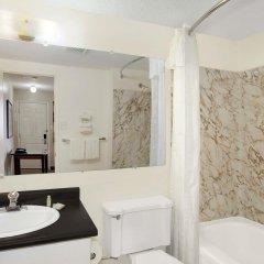 Отель Thriftlodge Saskatoon ванная