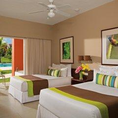 Отель Now Garden Punta Cana All Inclusive Доминикана, Пунта Кана - 1 отзыв об отеле, цены и фото номеров - забронировать отель Now Garden Punta Cana All Inclusive онлайн комната для гостей фото 3