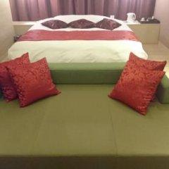 Отель Ran Япония, Фукуока - отзывы, цены и фото номеров - забронировать отель Ran онлайн комната для гостей фото 4