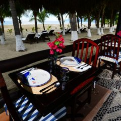 Puerta Paraíso Hotel Boutique питание фото 2
