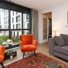 Апартаменты BP Apartments - Baudry Apartments Париж интерьер отеля