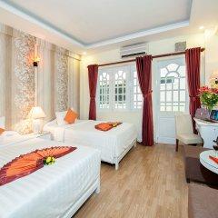 Отель Palm Beach Hotel Вьетнам, Нячанг - 1 отзыв об отеле, цены и фото номеров - забронировать отель Palm Beach Hotel онлайн комната для гостей фото 2