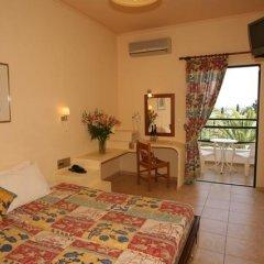 Отель Paradise Hotel Corfu Греция, Корфу - отзывы, цены и фото номеров - забронировать отель Paradise Hotel Corfu онлайн комната для гостей фото 4