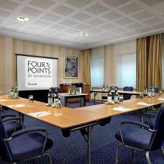 Отель Four Points by Sheraton Brussels фото 3