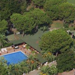 Отель Tenuta Villa Brazzano Скалея балкон