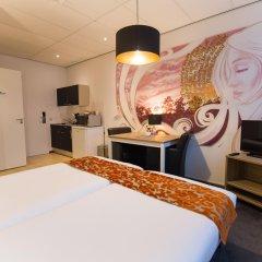 Amsterdam Teleport Hotel 3* Стандартный номер с различными типами кроватей