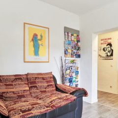 Отель Pauli Hostel Германия, Гамбург - отзывы, цены и фото номеров - забронировать отель Pauli Hostel онлайн комната для гостей фото 3
