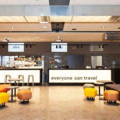 Отель A&O Prague Rhea гостиничный бар