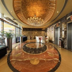 Отель Crystal Plaza Шарджа спа