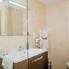 Отель La Palombe Bleue Франция, Хендее - отзывы, цены и фото номеров - забронировать отель La Palombe Bleue онлайн ванная