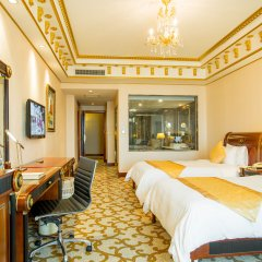 Grand Plaza Hanoi Hotel комната для гостей фото 2
