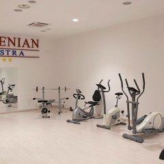 Tyrrenian Park Hotel Амантея фитнесс-зал
