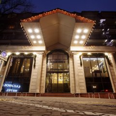 Гостиница Казжол Казахстан, Алматы - 2 отзыва об отеле, цены и фото номеров - забронировать гостиницу Казжол онлайн вид на фасад