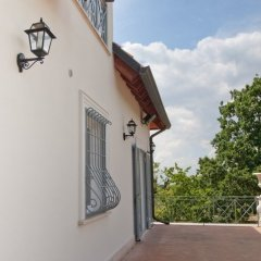 Отель Villa Strampelli балкон