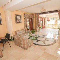 Отель Costa de Ajo Испания, Лианьо - отзывы, цены и фото номеров - забронировать отель Costa de Ajo онлайн комната для гостей фото 3
