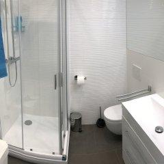 Апартаменты Dfive Apartments - Danube Corso ванная