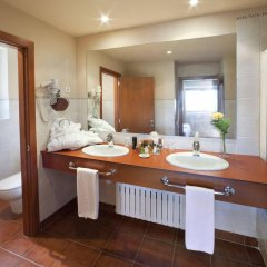 Отель Parador de Vielha Испания, Вьельа Э Михаран - отзывы, цены и фото номеров - забронировать отель Parador de Vielha онлайн ванная