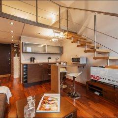 Отель P&O Apartments Hoza Studio Польша, Варшава - отзывы, цены и фото номеров - забронировать отель P&O Apartments Hoza Studio онлайн в номере фото 2