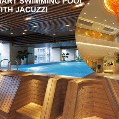 Sapphire Saigon Hotel бассейн фото 3