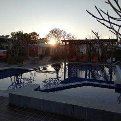 Отель Royal Airstrip Hotel Мьянма, Хехо - отзывы, цены и фото номеров - забронировать отель Royal Airstrip Hotel онлайн бассейн фото 2