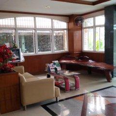 Отель Rattakit Mansion Паттайя интерьер отеля