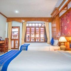 Отель Tony Resort 3* Номер Делюкс разные типы кроватей фото 3