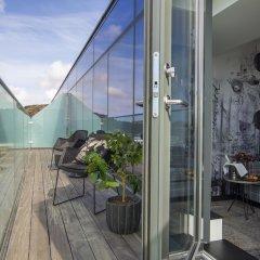 Отель Radisson Blu Riverside Гётеборг балкон